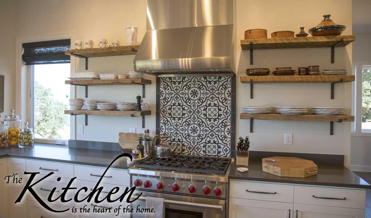 RE)NEW: Kitchen Remodel with Reclaimed Wood