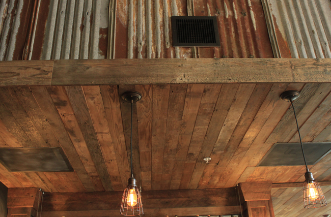 Re Purposed Northwest Barn Wood The Kaos Building Project